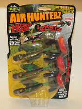 1 Pack Of 3 Arrow Zartz Zing Air Hunterz     For Use With The Z-X Cross Bow