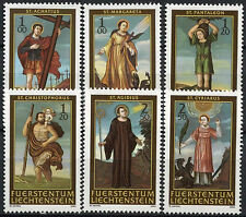 Liechtenstein 2004 SG#1323-8 Saints MNH Set #D2072