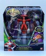 Mighty Morphin Power Rangers Red Morphin Racer #31361 from 2010