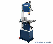 "Rikon 10-326 1-3/4hp 14"" Deluxe Bandsaw w/ New Fence System (New for 2016)"