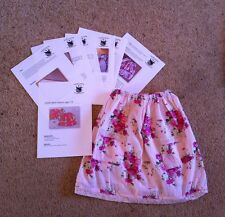 Girls Skirt Pattern For Beginners: Step By Step Photos, Very Easy!