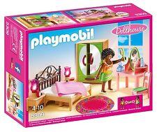 Playmobil 5309 Dormitorio Habitacion Casa De Muñecas