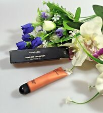 "MAC LIPGLASS STAIN  "" SPECTRA PEACH  ""  RARE,Discontinued 100% AUTHENTIC LE"