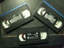 Baby Bach, Baby Einstein, Baby Mozart vhs tapes. 3 total.