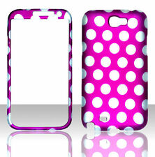 Pink Polka Dots dots  For   Samsung Galaxy Note 2 N7100 Cover Case protector ,
