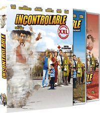 26934//INCONTROLABLE VERSION XXL 2 DVD VIVRE C'EST MIEUX QUE MOURIR NEUF