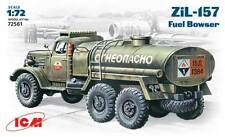 ICM 1/72 ZiL-157 Fuel Bowser # 72561