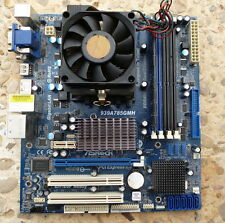 Combo placa base ASROCK 9397A785GMH + Athlon 64 1,8Ghz, 1 Gb DDR RAM, HDMI