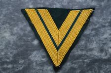 Winkel Obergefreite Kriegsmarine feldgraue Uniform 2.Weltkrieg orig. vor 1945