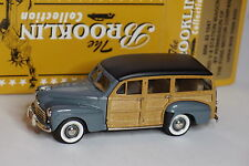 BROOKLIN BRK 83 1947 FORD V8 STATION WAGON 1/43