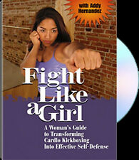 Fight Like a Girl : A Woman's Guide w/ Addy Hernandez *NEW DVD*