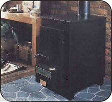 Sierra Shenandoah R77E Shop / Workplace Coal & Wood Burning Heater