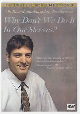 WHY DONT WE DO IT IN OUR SLEEVES (DVD,2008)