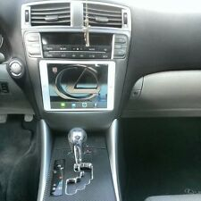 lexus is250-350 (2006 to 2013) custom ipad mini dash bezel
