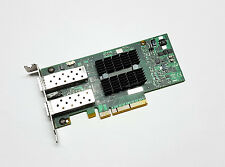 Mellanox ConnectX-2 PCIe x8 NIC 10 Gigabit 10GBe SFP+ Dual Port Server 518001-00