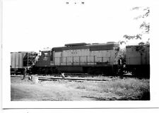 Q359 RP 1971 C&NW CHICAGO & NORTH WESTERN RR ENGINE #854 MARINETTE WI