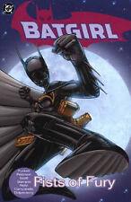 Batgirl: Fists of Fury by Robert Campanella, Kelley Puckett, Damion Scott...