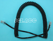 ICOM OPC-1153 mic cable for HM-133V IIC-2720H IC-207H IC-2820H IC-208H IC-880H