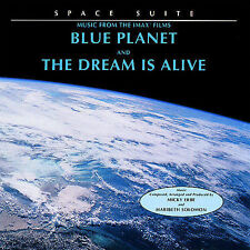 Space Suite: Music from the IMAX Films Blue Planet and The Dream is Alive CD
