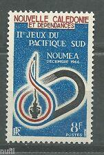 New Caledonia Mi# 420 ** MNH Set. South Pacific Games 1966 sports