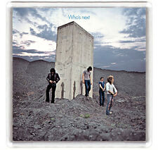 THE WHO - WHO'S NEXT LP COVER FRIDGE MAGNET IMAN NEVERA