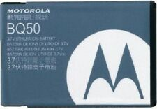 NEW OEM MOTOROLA BQ50 BATTERY FOR ACTIVE W450 EM28 EX124G EM330 VE240 RENEW W233
