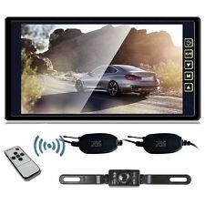 """HD 9"""" LCD Screen Car Rear View Backup Parking Mirror Monitor Camera Night Vision"""