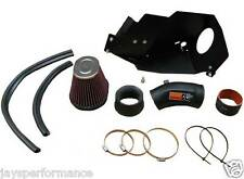 K&N 57i GENERATION II AIR INTAKE INDUCTION KIT 57I-1001 HEATSHIELD