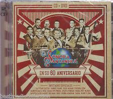 SEALED - La Sonora Santanera CD / DVD En Su 60 Aniversario EL NUEVO ** BRAND NEW