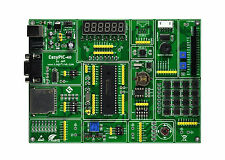 PIC Development Board easyPIC-40 + PIC16F877A,Experiment Develop learning Board
