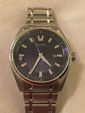 CITIZEN ECO DRIVE TITANIUM MENS WATCH