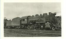 R215 RP 1940s/50s? DTI RR DETROIT TOLEDO & IRONTON RAILROAD TRAIN ENGINE #417