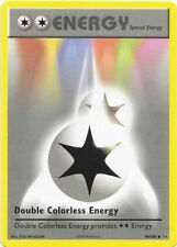Double Colorless Energy 90/108 XY Evolutions HOLO PERFECT MINT! Pokemon