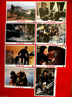 VIRUS DAY OF RESURRECTION 1980 KINJI FUKASAKU HORROR UNIQUE LOBBY CARD SET