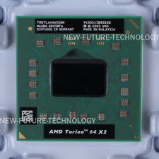 10pcs AMD Turion 64 X2 TL-64 2.2 GHz 1 MB 800 MHz TMDTL64HAX5DM CPU Processor