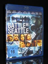 BLU-RAY BATTLE IN SEATTLE - WOODY HARRELSON + CHANNING TATUM + CHARLIZE THERON *