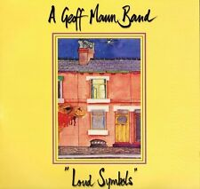 A GEOFF MANN BAND loud symbols GRUB 15 A1/B1 1st press uk 1990 LP PS EX+/EX