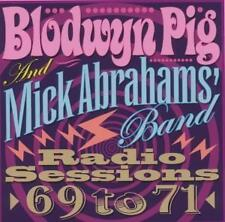 Blodwyn Pig & Abrahams Mick Band - Radio Sessions 1969-1971