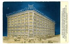 Rochester NY -DUFFY-McINNERNEY DEPARTMENT STORE ON WEST MAIN STREET- Postcard