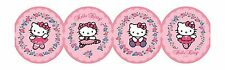 Hello Kitty Ballet on Pink Sure Strip Laser Cut Wallpaper Border BT2787BD