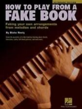 How to Play from a Fake Book Keyboard Edition