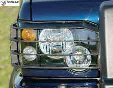 DISCOVERY 2 FACE LIFT FRONT LIGHT GUARDS BRAND NEW STC53193