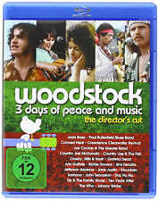 Woodstock - Blueray - 3 Days of peace + Music Directors Cut #2000