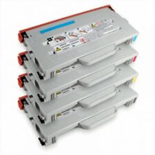 4 Color Toner Cartridges for RICOH Aficio SP C210SF CL1000n Printer Fax Copier