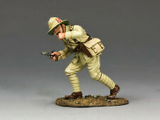 King And Country Officer Con Pistola Y Silbato Ww1 Oriente ME001 me01