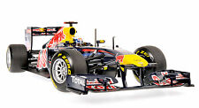 MINICHAMPS 1/18 2011 RED BULL RACING RENAULT F1 RB7 SEBASTIEN VETTEL 110110001