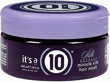 ITS a 10 Silk Express Miracle Silk Hair Mask Conditioner Hair Treatment 8oz