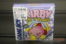 Kirby Tilt 'n' Tumble (Game Boy Color, 2001) H-SEAM SEALED! - ULTRA RARE!