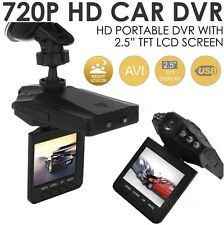 Car HD DVR Night Vision 6 Led 2.5 LCD Portable Camera Video Recorder 32GB SD