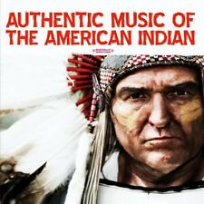 Authentic Music Of The American Indian - American Indian Ens (2013, CD NEU) CD-R